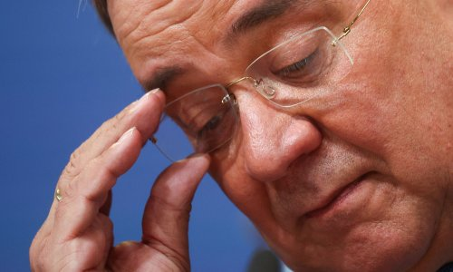 Germany election: worst ever result momentarily silences CDU