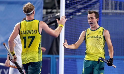 Kookaburras to play for men's hockey Olympic gold after seeing off Germany