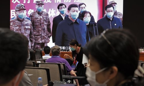 Global report: China hails coronavirus response as world death toll tops 400,000