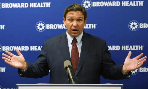 Ron DeSantis appoints anti-mask and anti-vax doctor as Florida's surgeon general