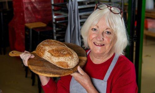 A new start after 60: 'I had a lightbulb moment: I'd be a baker'