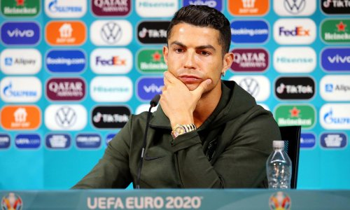 Coca-Cola's Ronaldo fiasco highlights risk to brands in social media age