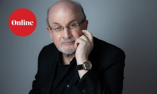 An evening with Salman Rushdie | The Guardian Members