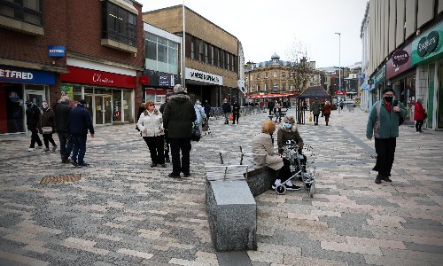Anxiety in Barnsley as a virus hotspot get ready to open its doors
