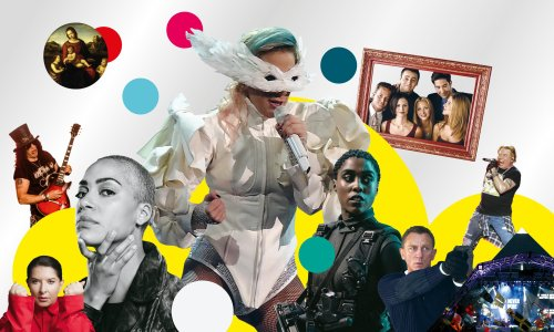 Hamlet! James Bond! Lady Gaga! The cultural events we've waited too long for