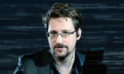 Edward Snowden calls for spyware trade ban amid Pegasus revelations