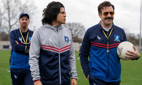 Ted Lasso season two review – the most joyous show on TV scores again