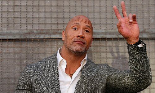 The Rock for president? I'll run if the people want it, says Dwayne Johnson