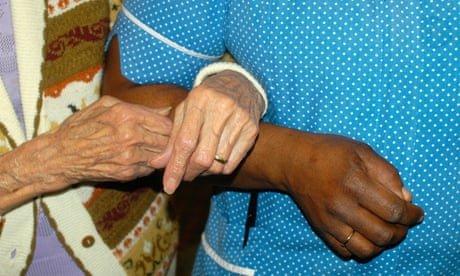 Mandatory Covid jabs for care workers in England unworkable, warn bosses