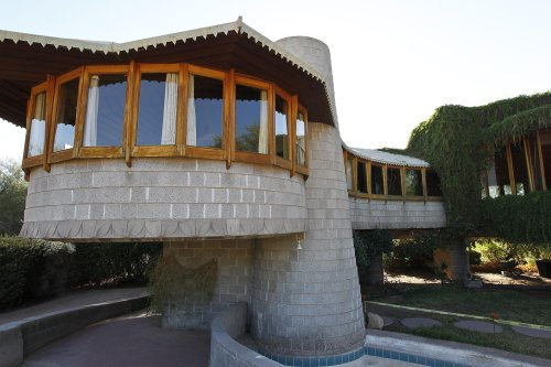 Frank Lloyd Wright home in Phoenix set for new lease of life after $7.25m sale