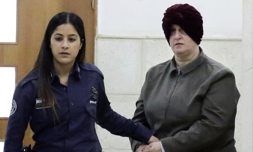 Cleaner saw Malka Leifer at school with girls on Sundays, court hears