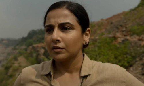 Sherni review – Vidya Balan joins the hunt for a man-eating tiger