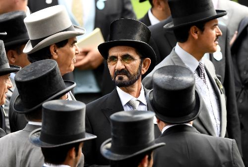 Sheikh Mohammed: disturbing glimpses beneath a refined public image