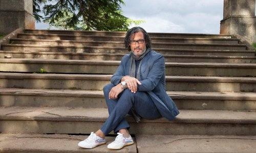 David Olusoga: 'Black people were told that they had no history'