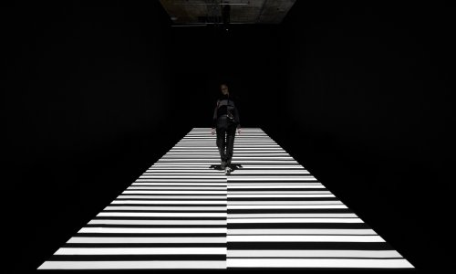 To infinity and beyond: the spectacular sensory overload of Ryoji Ikeda's art