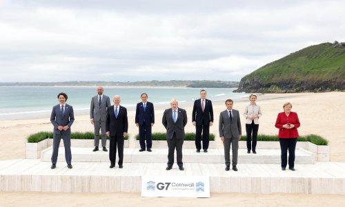 G7's Carbis Bay declaration: the key pledges