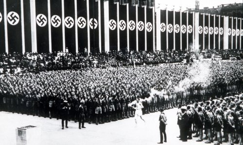 The 1936 Berlin Olympics: 'an advertisement for a political party' – archive, 1936