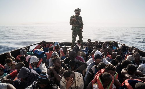 'It's a day off': wiretaps show Mediterranean migrants were left to die
