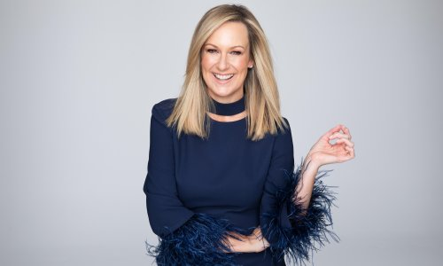 Melissa Doyle on ageing: 'We spend so much time worrying about wrinkles when that's only 0.05% of it'