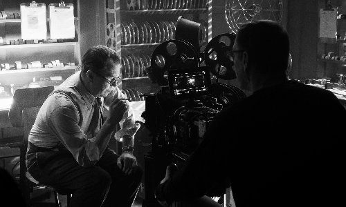 """In """"Mank,"""" David Fincher swooningly revisits myth of Citizen Kane"""