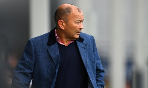 Eddie Jones confirms he will leave England role after 2023 World Cup