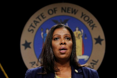 The New York attorney general holding Trump and Cuomo accountable