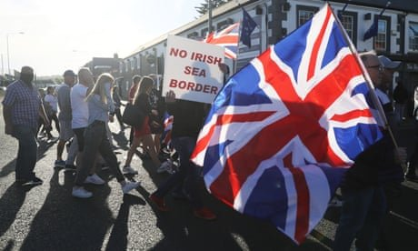 The new Brexit crisis for Northern Ireland's unionists - podcast