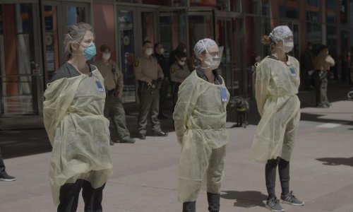 'It's not a film about a virus': a shocking documentary on Covid mishandling