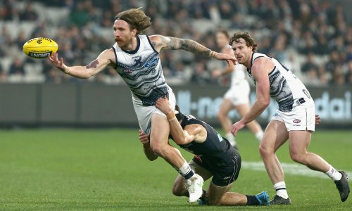 From The Great Escape to Benny Hill: AFL on the run in madcap bid to see out season