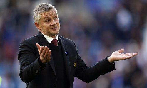 Solskjær to stay in charge of Manchester United for game at Tottenham