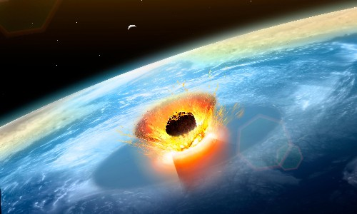 Dinosaurs wiped out by asteroid, not volcanoes, researchers say
