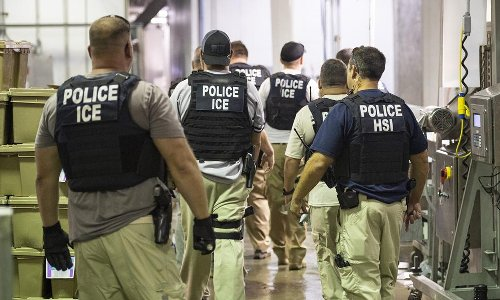 Ice reached a new low: using utility bills to hunt undocumented immigrants