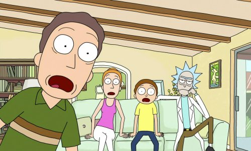 That's not all folks: why is there so much animated TV for adults?