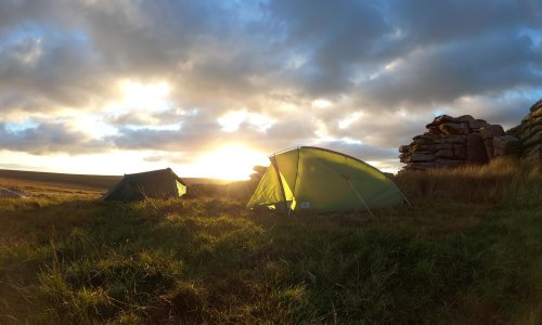 Call of the wild: planned Dartmoor crackdown 'will penalise campers'