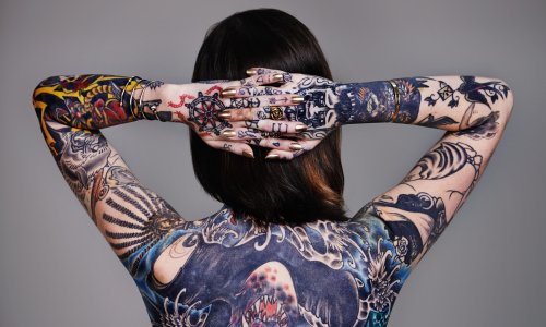 Ink positive: how tattoos can heal the mind as well as adorn the body