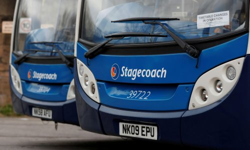 Bus network in Britain facing strikes over drivers' low pay