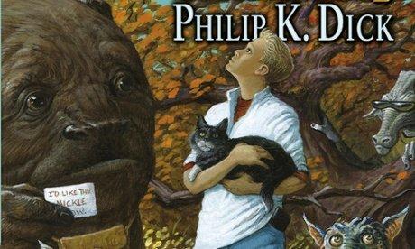 Philip K Dick's only novel for children to be reissued in UK