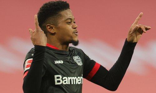 'Great pace and creativity': Aston Villa sign Leon Bailey from Bayer Leverkusen