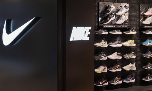 Take your old trainers to Nike for recycling? Not in Brexit Britain…