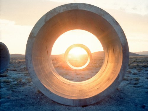 'Female artists were invisible': critics didn't dismiss Nancy Holt's land art – they didn't mention it at all