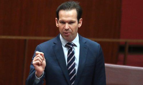 'I haven't even begun to fight': Matt Canavan to defy Nationals party room if majority back net zero
