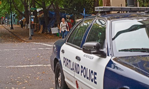 Protests after Portland police fatally shoot man in city park