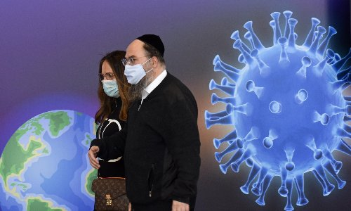 Two Pfizer Covid vaccine doses give over 95% protection, shows Israel study