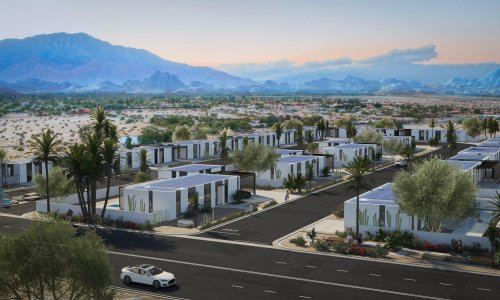 'The future of housing': California desert to get America's first 3D-printed neighborhood