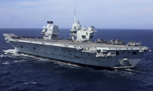 The Observer view on the Royal Navy's operation in the South China Sea
