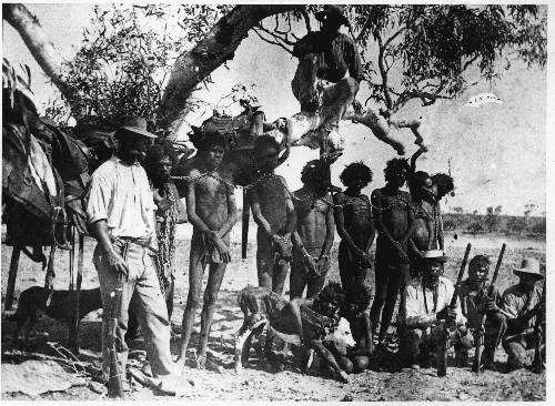 How Western Australia's 'unofficial' use of neck chains on Indigenous people lasted 80 years