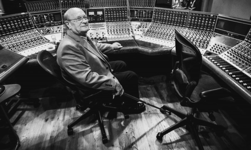 'He was the Steve Jobs of audio': how Rupert Neve changed the sound of music