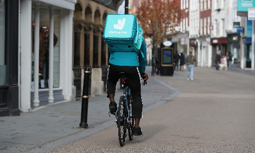 Deliveroo secures $180m in funding as it prepares for IPO