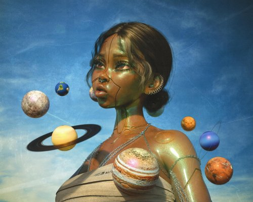 'We're working towards Afrofuturism': inside a radical new NFT exhibition