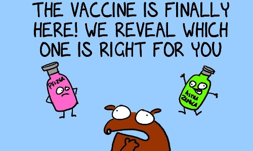 After 8000 press conferences about it Australia's vaccine rollout has finally begun